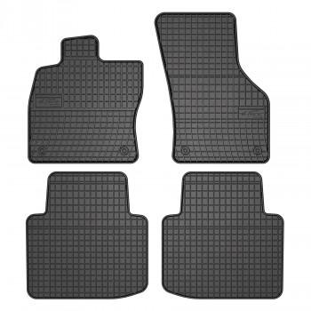 Tappetini Skoda Superb Hatchback (2015 - adesso) gomma