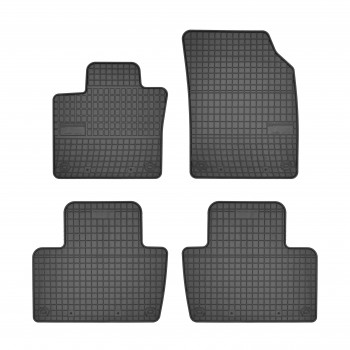 Tappetini Volvo XC90 5 posti (2015 - adesso) gomma