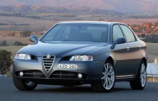 Tappetini Alfa Romeo 166 (2003 - 2007) Excellence