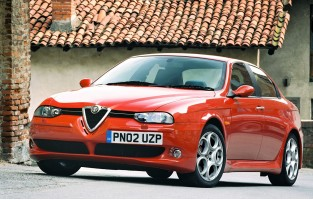 Tappetini Alfa Romeo 156 GTA Excellence