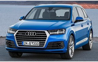 Tappetini Audi Q7 4M 7 posti (2015 - adesso) Excellence