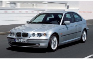 Tappetini BMW Serie 3 E46 Compact (2001 - 2005) Excellence
