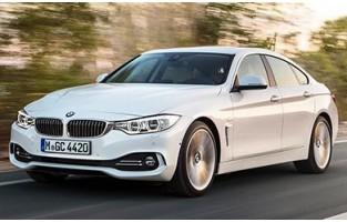 Tappetino per Bagagliaio in Gomma Compatibile con BMW Serie 4 F36 Grand Coupe dal 2014 Frogum