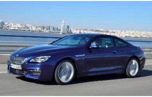 Tappetini BMW Serie 6 F13 Coupé (2011 - adesso) Excellence