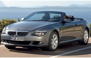 Tappetini BMW Serie 6 E64 Cabrio (2003 - 2011) Excellence