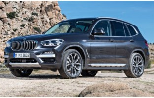 Tappetini BMW X3 G01 (2017 - adesso) Excellence