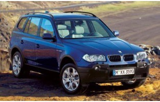 Tappetini BMW X3 E83 (2004 - 2010) Excellence