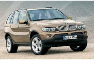 Tappetini BMW X5 E53 (1999 - 2007) Excellence