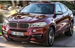 Tappetini BMW X6 F16 (2014 - 2018) Excellence