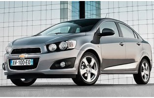 Tappetini Chevrolet Aveo (2011 - 2015) Excellence