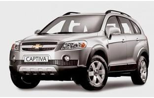 Tappetini Chevrolet Captiva 5 posti (2006 - 2011) Excellence