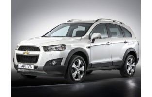 Tappetini Chevrolet Captiva (2013 - 2015) Excellence