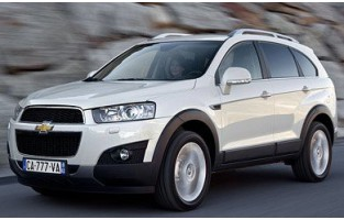 Tappetini Chevrolet Captiva (2011 - 2013) Excellence