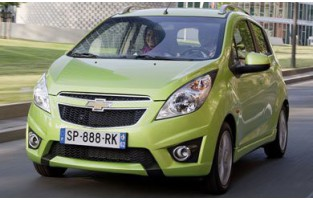 Tappetini Chevrolet Spark (2010 - 2013) Excellence