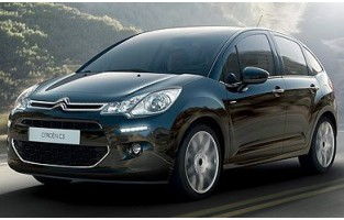 Tappetini Citroen C3 (2013 - 2016) Excellence