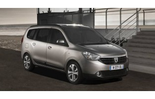 Tappetini Dacia Lodgy 7 posti (2012 - adesso) Excellence