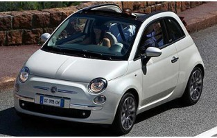 Tappetini Fiat 500 C (2009 - 2014) Excellence