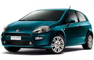 Tappetini Fiat Punto (2012 - adesso) Excellence