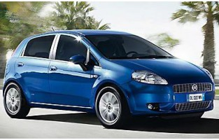 Tappetini Fiat Punto Grande (2005 - 2012) Excellence