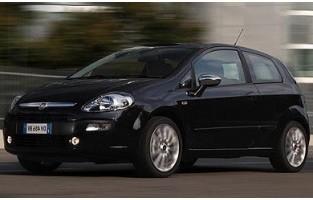 Tappetini Fiat Punto Evo 3 posti (2009 - 2012) Excellence