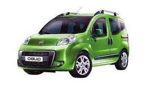 Tappetini Fiat Qubo 5 posti (2008 - adesso) Excellence