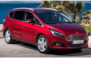 Tappetini Ford S-Max Restyling 5 posti (2015 - adesso) Excellence