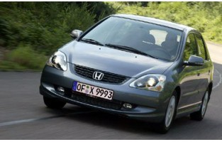 Tappetini Honda Civic 5 porte (2001 - 2005) Excellence