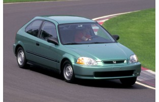 Tappetini Honda Civic 3 o 5 porte (1995 - 2001) economici