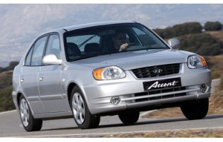 Tappetini Hyundai Accent (2000 - 2005) Excellence