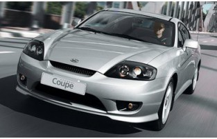 Tappetini Hyundai Coupé (2002 - 2009) Excellence