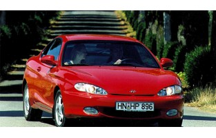 Tappetini Hyundai Coupé (1996 - 2002) Excellence