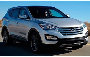Tappeti per auto exclusive Hyundai Santa Fé 7 posti (2012 - 2018)