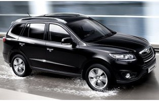 Tappeti per auto exclusive Hyundai Santa Fé 7 posti (2009 - 2012)
