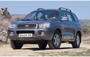 Tappeti per auto exclusive Hyundai Santa Fé (2000 - 2006)