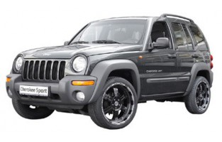 Tappetini Jeep Cherokee KJ Sport (2002 - 2007) economici