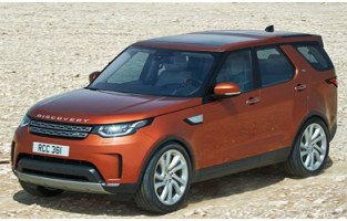 Tappetini Land Rover Discovery 7 posti (2017 - adesso) Excellence