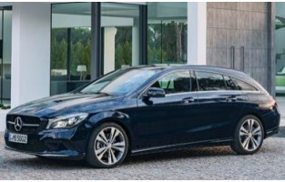 Tappeti per auto exclusive Mercedes CLA X117 touring (2015 - 2018)