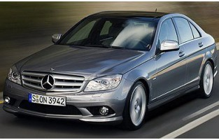 Tappetini Mercedes Classe C W204 berlina (2007 - 2014) Excellence