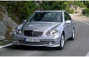 Tappetini Mercedes Classe C W203 berlina (2000 - 2007) Excellence