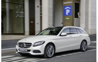 Tappetini Mercedes Classe C S205 touring (2014 - adesso) Excellence