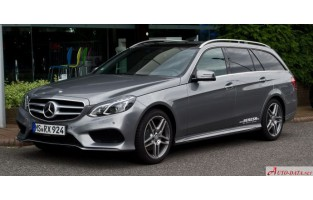 Tappetini Mercedes Classe E S212 Restyling touring (2013 - 2016) Excellence