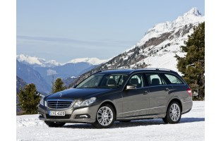 Tappetini Mercedes Classe E S212 touring (2009 - 2013) Excellence
