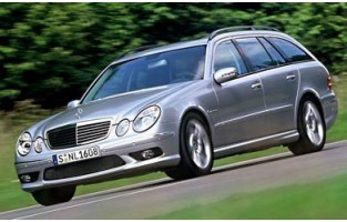 Tappetini Mercedes Classe E S211 touring (2003 - 2009) Excellence
