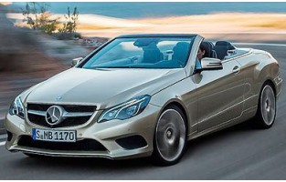 Tappetini Mercedes Classe E A207 Restyling Cabrio (2013 - 2017) Excellence