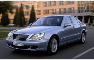 Tappetini Mercedes Classe S W220 (1998 - 2005) Excellence