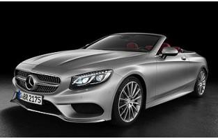 Tappeti per auto exclusive Mercedes Classe S A217 Cabrio (2014 - adesso)