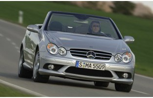 Tappetini Mercedes CLK A209 Cabrio (2003 - 2010) Excellence