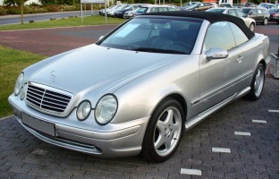 Tappeti per auto exclusive Mercedes CLK A208 Cabrio (1998 - 2003)
