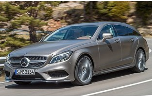 Tappetini Mercedes CLS X218 Restyling touring (2014 - adesso) Excellence