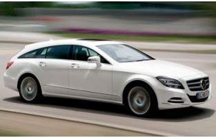 Tappetini Mercedes CLS X218 touring (2012 - 2014) economici